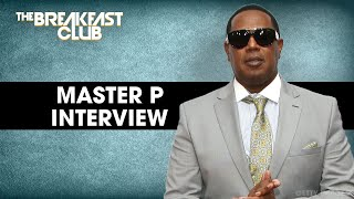 Master P Discusses Reebok, Teaching Economic Empowerment, Ownership + More