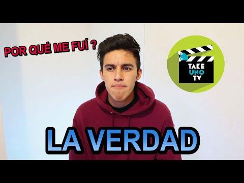 POR QUE ME FUÍ DE TAKE UNO TV *la verdad* - YoSoyGil