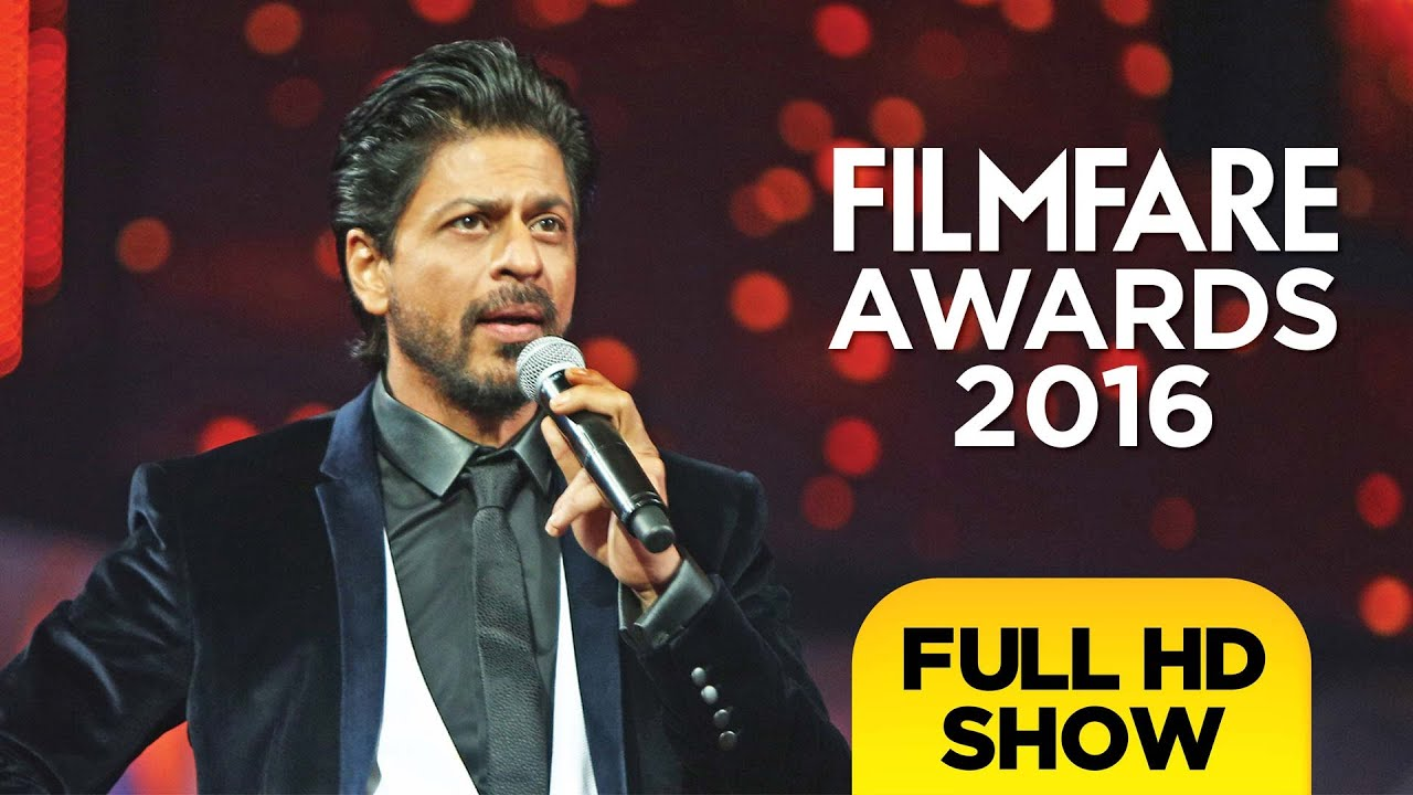 Download 61st Filmfare Awards 2016 Full Show | Deepika Padukone | Shah Rukh Khan | Ranveer Singh