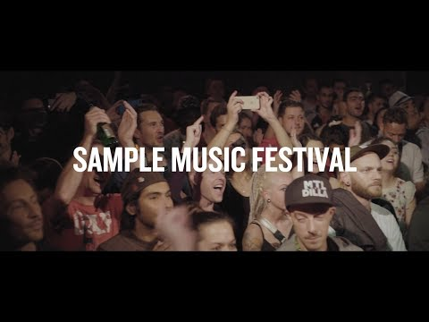 SAMPLE MUSIC FESTIVAL - BERLIN