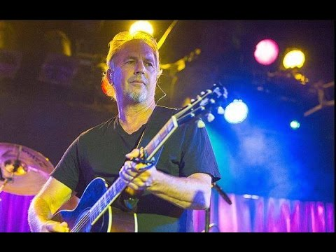 Kevin Costner & his band Modern West rock the Belly Up, Solana Beach CA