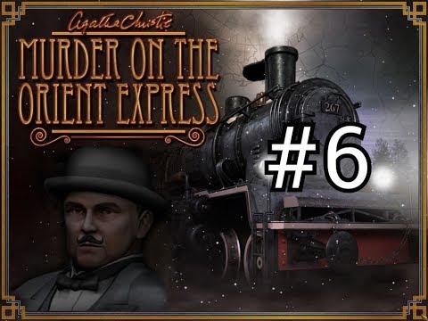 Прохождение Agatha Christie: Murder on the Orient Express #6