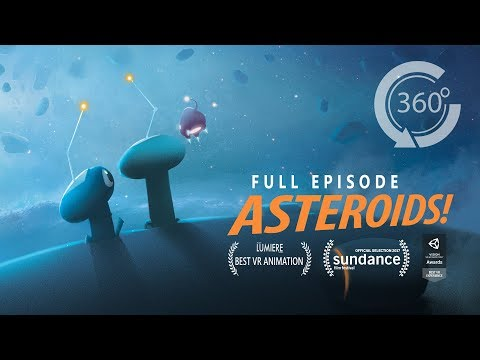 ASTEROIDS! is finally here! From the director of Madagascar, ASTEROIDS! is the follow-up episode to the Emmy award-winning film INVASION! starring Elizabeth Banks and Ingrid Nilsen.