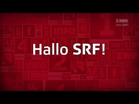 Hallo SRF Spezialtag - Der grosse Blick hinter die Kulissen (Teil 1) (13.10.2017, komplett) [HD]