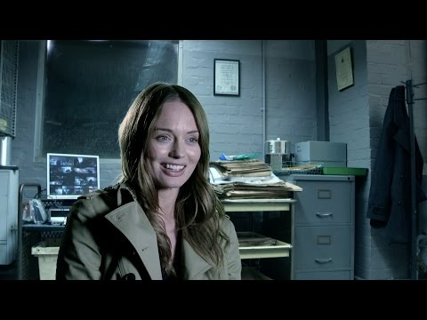 Laura Haddock discusses the mysterious Megan  Luther: Series 4  BBC One