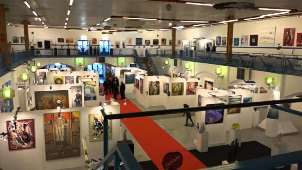 Salon dAutomne International de Lunville 2014 Invit dhonneur  Yan Zoritchak  YouTube