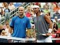 2005 Montreal Agassi vs.Nadal