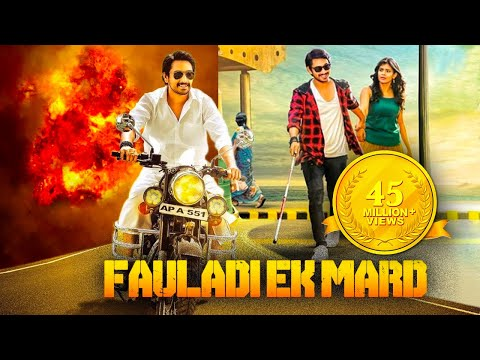 Fauladi Ek Mard Hindi Dubbed Full Action Movie | Raj Tarun, Heba Patel thumbnail