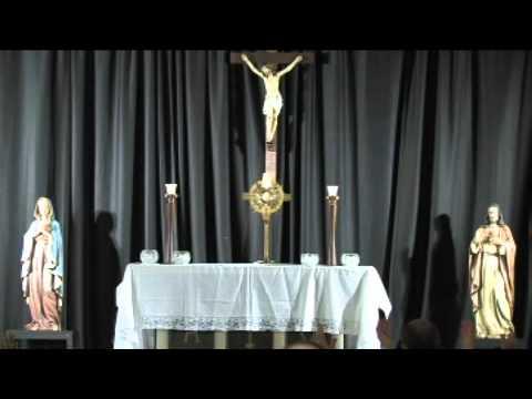 Lafayette Event- Benediction Of the Blessed Sacrament - Satu