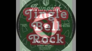 Bobby Helms   Jingle Bell Rock. Stereo DES