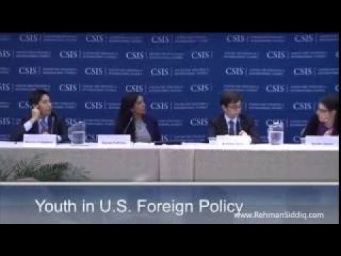 Role of Youth in US Foreign Policy