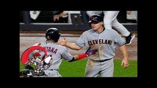 Indians' jay bruce has message for jeering yankees fans: do better