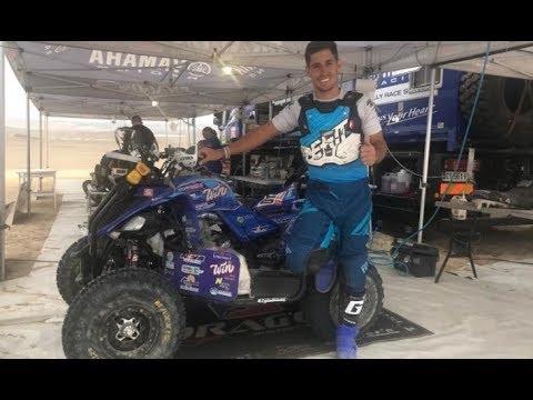 Cavigliasso contó su primera victoria en el Dakar (07-01-2019) Carburando.com