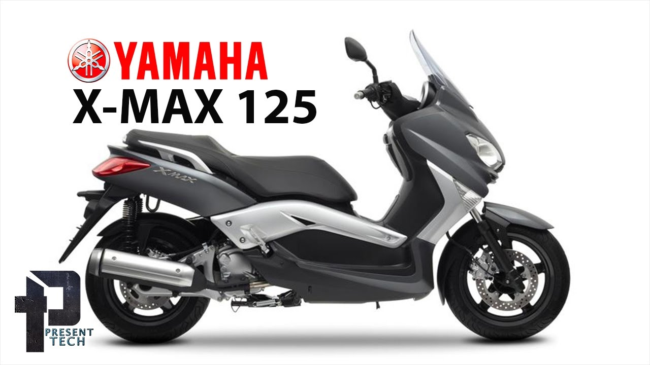 Yamaha X Max 125 going to Launch in India | Overview & Price - YouTube