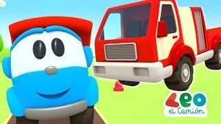 Leo el Pequeño Camión - Videos educativos para niños (2019)