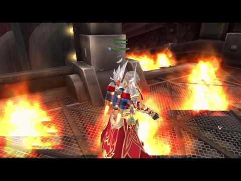 Aura Kingdom Private Server: Shuriken gameplay part 5/??