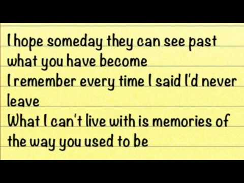 Tim McGraw-Angry All The Time With Lyrics