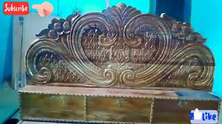 5ft/7ft teak box bed.( New design)  in Odisha
