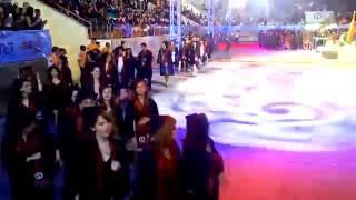 Anadolu üniversitesi  2015-2016 mezuniyet töreni