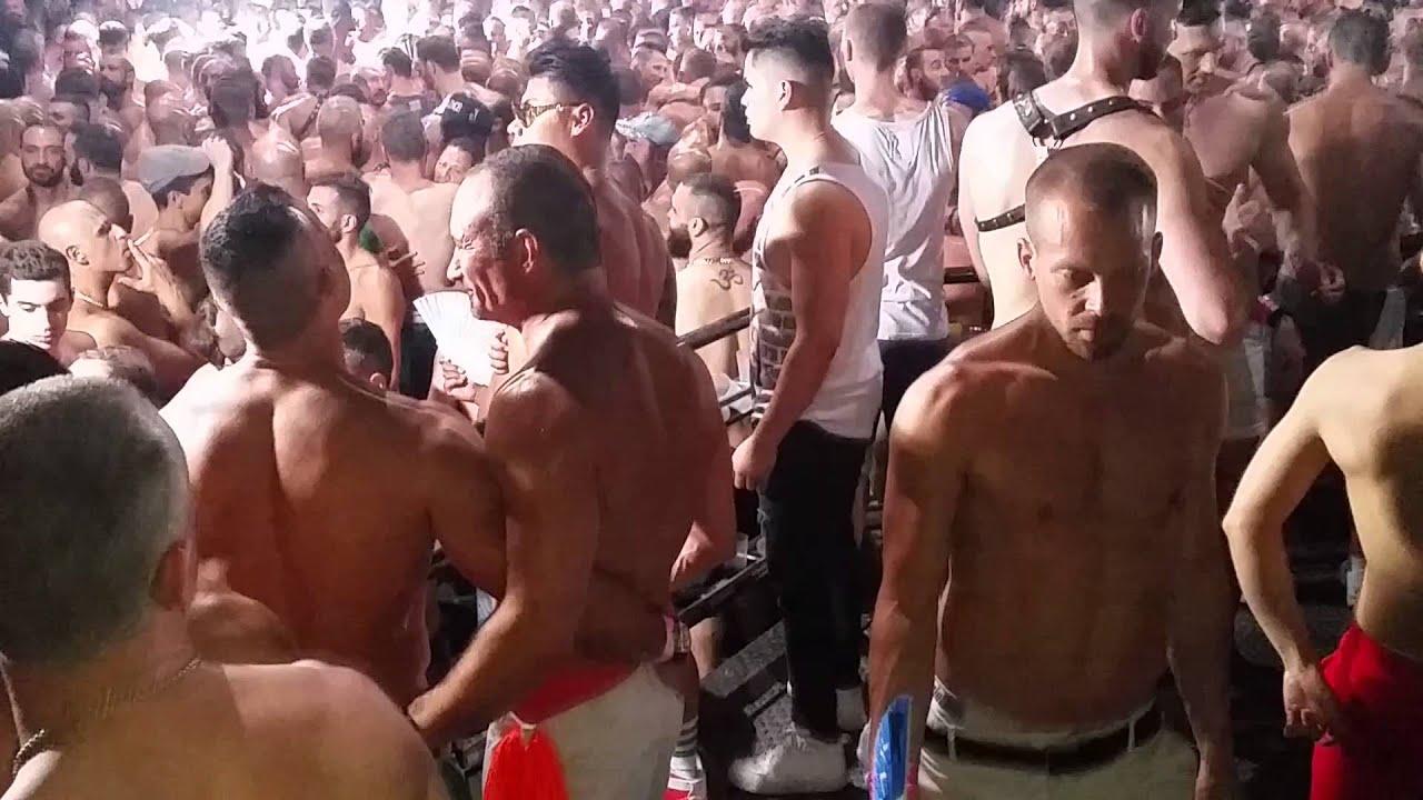Gay party madrid saturday