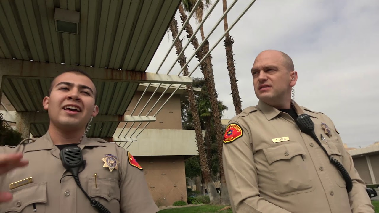 KERN COUNTY SHERIFFS DEPT ENCOUNTER   FAIL