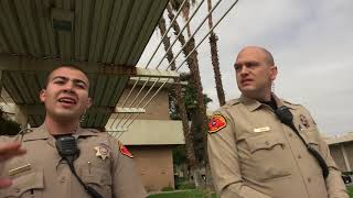 KERN COUNTY SHERIFFS DEPT ENCOUNTER...FAIL
