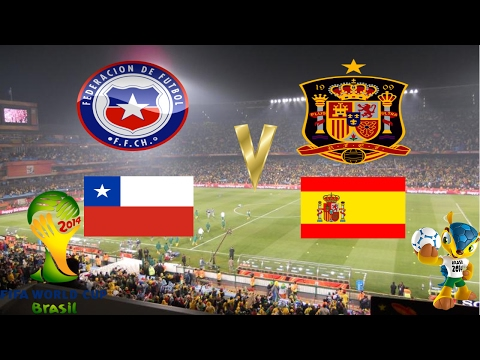 CHILE 2-0 SPAIN | FIFA WORLD CUP 2014 | POST MATCH REACTION 2014
