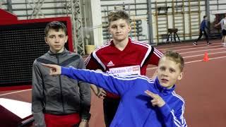 Никита Самойлов, легкая атлетика, Бирск. Заправляем в спорте
