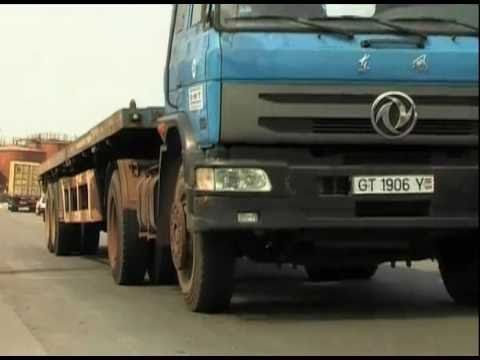 Truck Drivers Guide to Ghana Launched