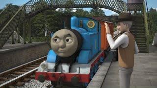 Thomas de Trein - Thomas en de Noodrem