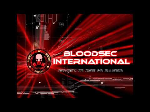 We Are Blood Security Hackers - HD