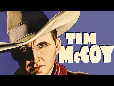Code of the Cactus (1939) TIM McCOY