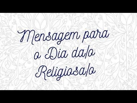 Dia do Religioso: ser capaz de dar a vida