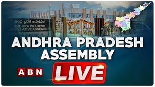Andhra Pradesh Assembly LIVE MLAs Taking Oath In Assembly ABN LIVE