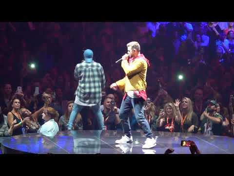 Justin Timberlake - Like I Love You- Can't Stop The Feeling!- Man Of The Wood Tour  Chicago 10.05.18