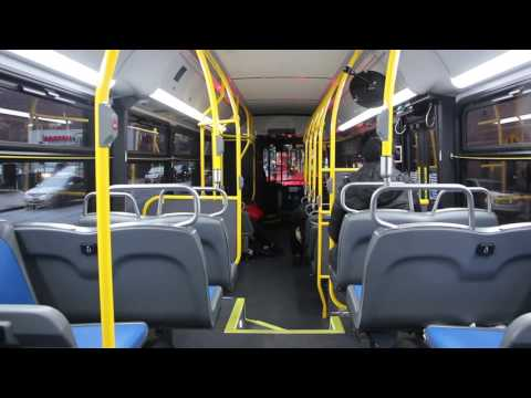 Exclusive! Onboard 2016 New Flyer XN40 #679 on the Bx32