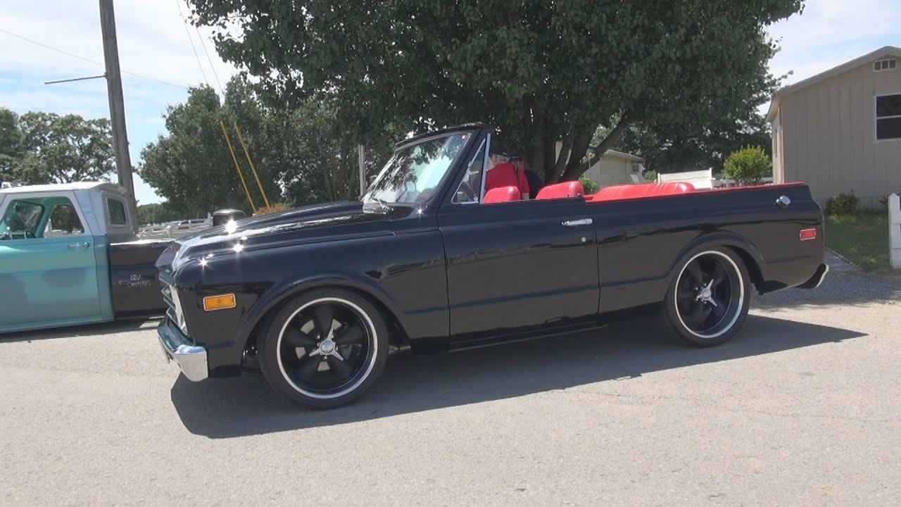 Slick Custom 1970 Chevy Blazer 2015 Slammin & Jammin