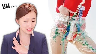 Baixar Inappropriate Fashion Trends That Went Too Far || Korean Girl Reaction