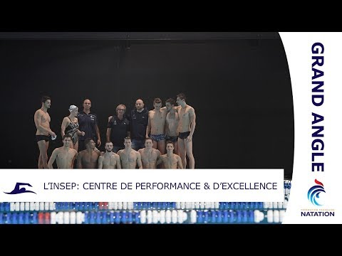 INSEP: Centre de performance et d'excellence - GRAND ANGLE