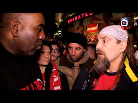 Arsenal 0 Bayern Munich 2 - Arjen Robben's A Diver says Bully