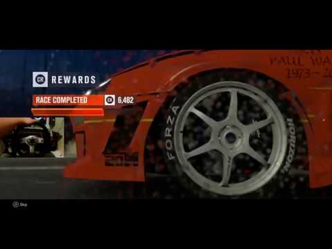 Forza Horizon 3 - Paul Walkerin Toyota Supra Osa 14