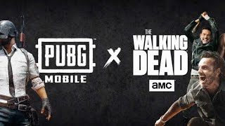 THE WALKING DEAD in PUBG MOBILE?! ft. Powerbang Gaming & Wynnsanity!