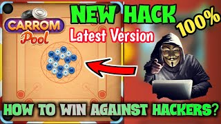 New Hack carrom pool😱😱/ latest version/ how to win against hackers? 🔥/ Trick must watch🤓 screenshot 3