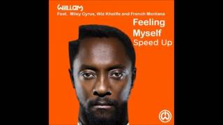 Repeat youtube video Will.i.am-Feeling Myself Speed Up
