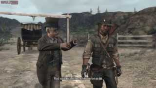 Red Dead Redemption - Mission #12 - You Shall Not Give False Testimony, Except For Profit