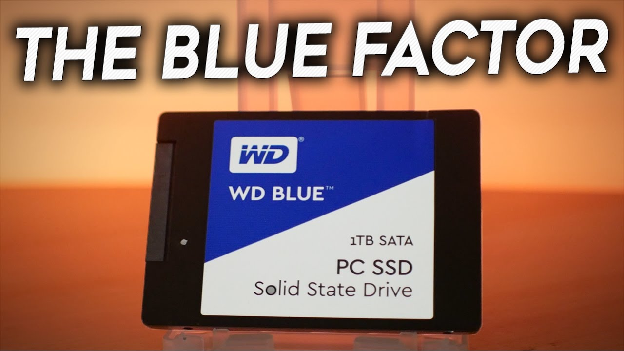 Wd 1tb Blue Ssd Review Is It Any Good Youtube