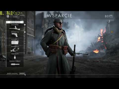 Battlefield 1 RX480 | i5-6500 | 16 GB DDR4 | Amiens Gameplay