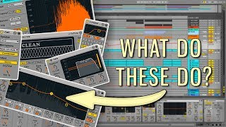 Download Video I attempt to explain all of Ableton's built-in Audio Effects // Music Production for Beginners MP3 3GP MP4