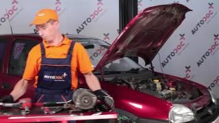 Vedligeholdelse Opel Vivaro A Combi - videovejledning