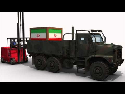 Iran shipping arms to Syria via Iraq: report